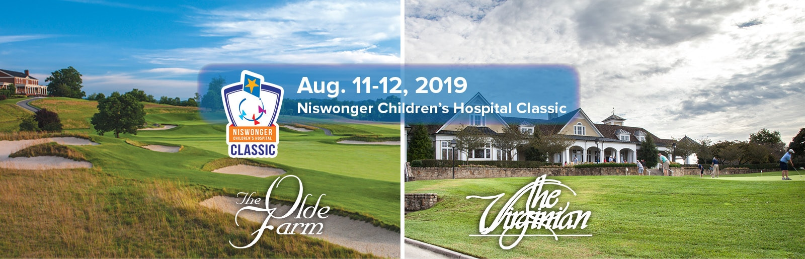 Niswonger Children's Hospital Classic, August 11 and 12, 2019 at The Olde Farm and The Virginian